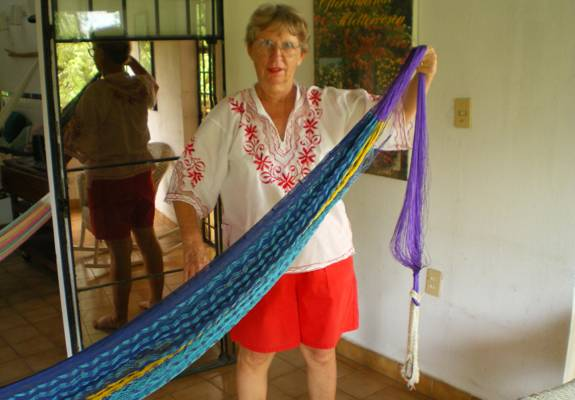 Hammocks Yucatan how to store