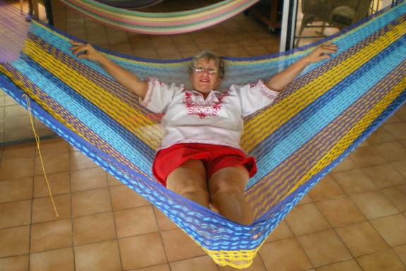 hammocks Yucatan how to use